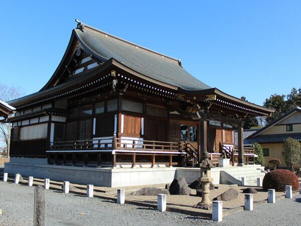 東持寺本堂外観